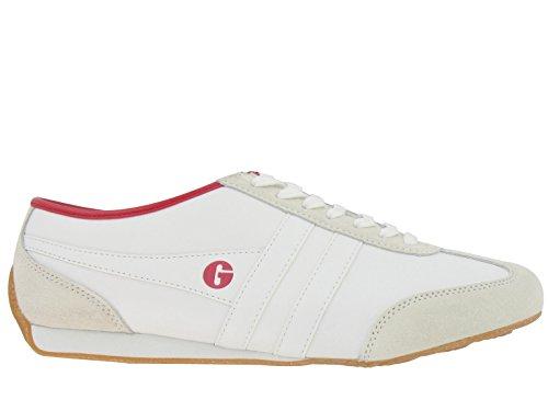 Gola Dames Sprint Laag Top Mode Sneaker Wit