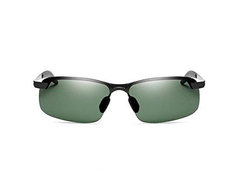 hombre Hombres vidrios para Polarizaron B Sol Gafas Gafas De Coloridos Piloto T5xaqx