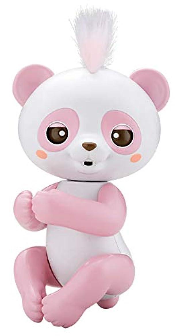 お金別々に急いでうまれて! ウーモ キララメガーデン ピンク&パープル (HATCHIMALS)