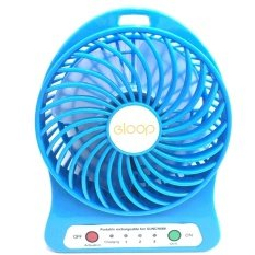 USB habd fan Mini Electric Rechargeable Fan for outdoor travel (Portable and use)