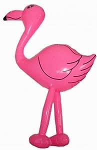 Pink Flamingo 64Cm Inflatable (disfraz)