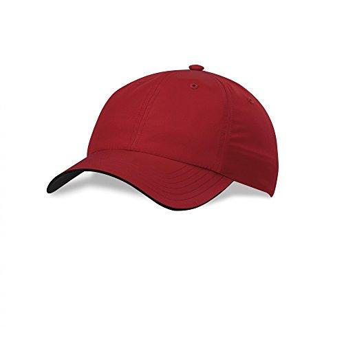 adidas Unisex Performance Cresting Baseball Cap (One Size) (Power Red) (Adidas Sport Performance Buckle)