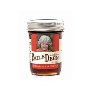 Paula Deen 10-oz. Preserves, Strawberry.