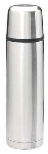 Thermos FBB750SS4 Vacuum Insulated Compact, 25 oz BEVERAGE BOTTLE, 25 Ounce (Thermos Stainless Steel King 24 Ounce Drink Bottle)