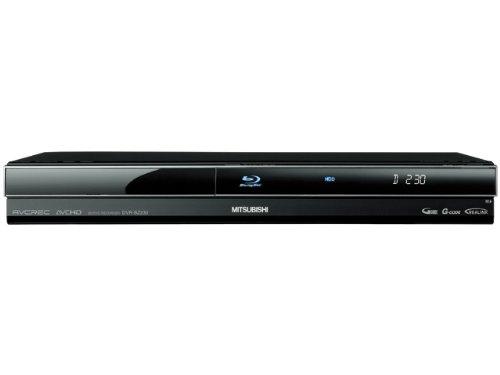 三菱電機 500GB 2チューナー ブルーレイレコーダー REAL DVR-BZ230 B002OSY3FE