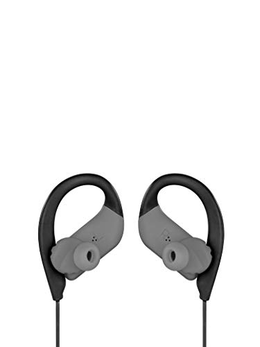JBL Endurance Sprint by Harman Waterproof Wireless in-Ear Sport Headphones with Touch Controls (Black) 2021 July Wireless Bluetooth Streaming Comfortable with FlexSoft ear tips and TwistLock technology 8 hours of wireless playback under optimum audio settings with Speed Charge battery