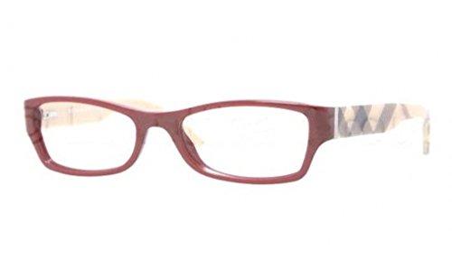 5ec28545111e Burberry Eyeglasses BE 2094 BEIGE 3264 52MM BE2094 (B0064P4OUC ...