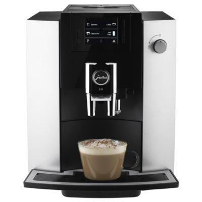 Jura E6 – Cafetera automática, 15 bar de presión, con Pulso de ...