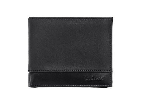 Van Heusen 5 7304t 001 Men 39 S Bifold Wallet Black Import