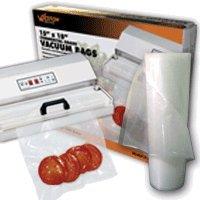 4 - 11''x50' Vacuum Seal Rolls Commercial Grade Vacuum Sealer Bags