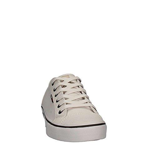 100 Tommy 11D Vic Hilfiger Weiß White Cwtqa8w