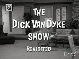 The Dick Van Dyke Show Revisited Reunion Special & Original Show Bloopers