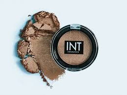 INT Cosmetics Eyeshadow  in Goddess Gold - Single Refill For