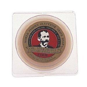 Col. Conk Bay Rum Glycerine Shave Soap Col Conk DERAZORS96
