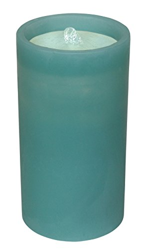 Outdoor Lighted Plastic Candles - 9