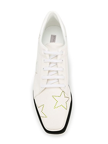 Stella McCartney Damen 501742W1EB49080 Weiss Polyurethan Sneakers