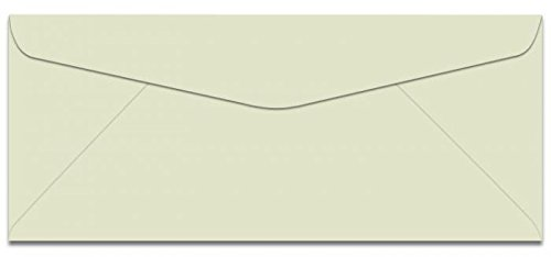 - Domtar Colors - Earthchoice No. 10 Envelopes - CREAM - 500 PK
