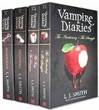 vampire diaries 1 4 boxed set b format tesco