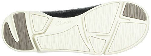 Clarks Combi Sneakers Femme black Haute Tri Noir Amber rx4w0Frq8