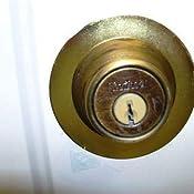 Defender Security U 9524 Back Plate 3 1 2 Inch Brass