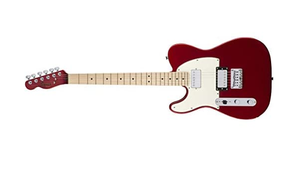 Squier Contemporary Tele Lefthand HH DMR · Guitarra eléctrica ...