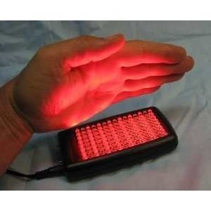 NEW Dual Infrared & RED Light Therapy Speeds Healing 120 Leds