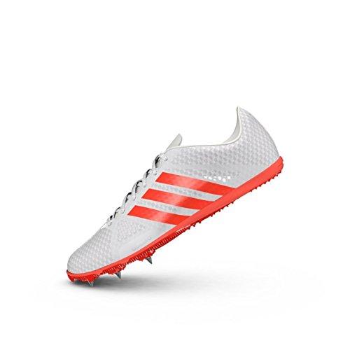 adidas Adizero Ambition 3 - ftwwht/solred/silvmt