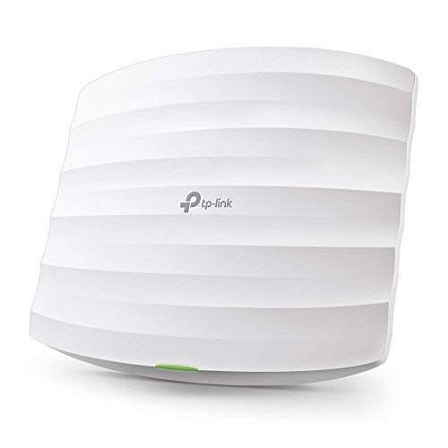 TP-Link AC1750 Wireless Wi-Fi Access Point (Supports 802.3AT PoE+, Dual Band, 802.11AC, Ceiling Mount, 3x3 MIMO Technology) (EAP245)