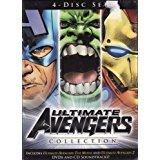 Ultimate Avengers Collection 4-disc Set (Includes Both Soundtracks)