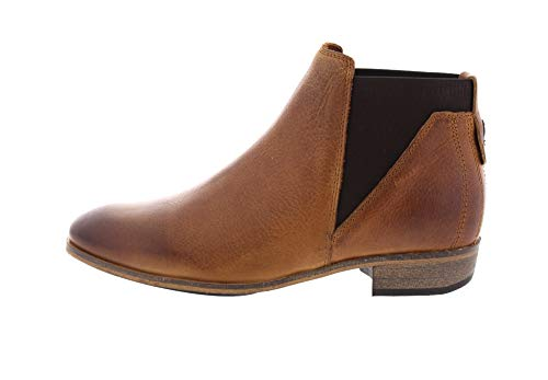 Natural Haghe Cognac by Chelsea Boots Kim Hub xSYzFnfF