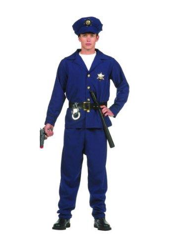 RG Costumes Policeman Costume, -