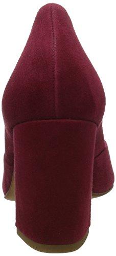 Högl Damen 4-10 7502 8300 Pompen Rot (framboos)
