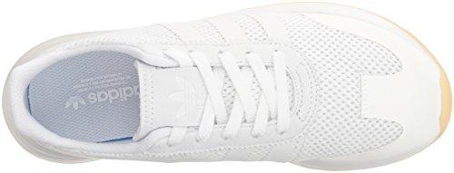 white white Flashback Mujer White Para Adidas Zapatillas nXfwqUUY