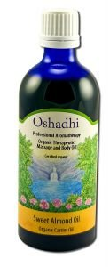 Oshadhi Sweet Almond Organic Carrier Oils