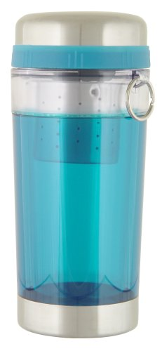 Liquid Solutions Tea-zer Tea Tumbler (Spring Water)