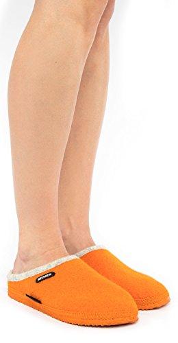 Mi Piacciono Le Ciabatte Le Ciabatte Le Pantofole Unisex Leggere Le Comode Pantofole I Muli Per Gli Uomini E Le Donne Le Pantofole Comode Io Non Scivolo Io Di Lana Io Sento Scalzo Il Mandarino