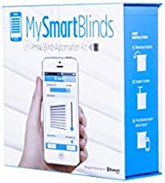 tilt's Blinds Automation Kit, transform Ordinary Blinds into Smart automated Window Blinds. iOS & Andr