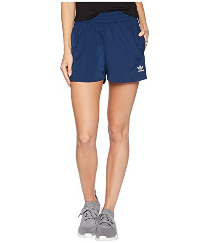 ねばねば光深く[adidas(アディダス)] レディースショーツ?短パン 3-Stripes Shorts Collegiate Navy XL
