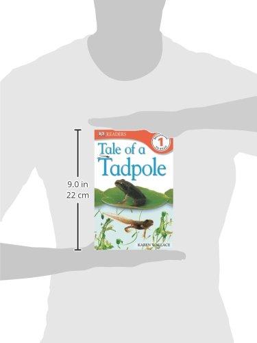 DK Readers L1: Tale of a Tadpole by DK CHILDREN