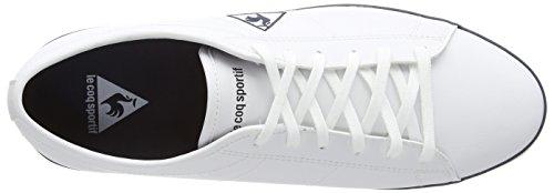Le Coq Sportif Slimset Syn Lea - zapatillas de sintético hombre Blanco Óptico