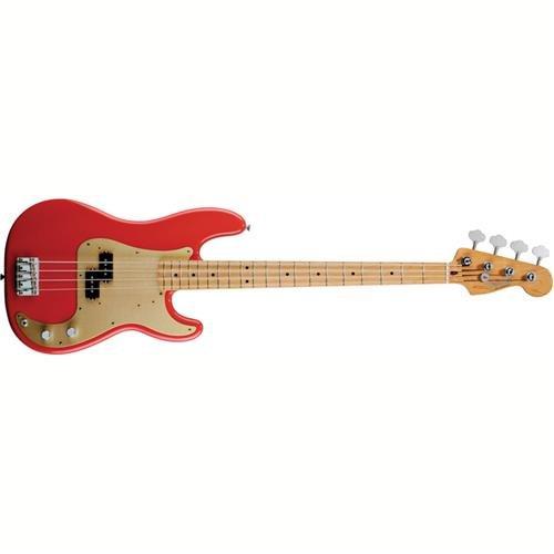 red fender bass - 6