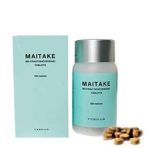 【3個セット】マイタケMX-フラクション タブレット 300粒 MAITAKE MX-FRACTION (VERDAD) TABLETS B018Z1KSP2