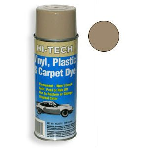 - Hi-Tech Vinyl Plastic & Carpet Dye - 16 oz. (Desert Tan)