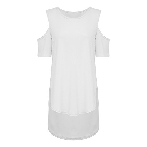 THE FASHIONISTA - Camiseta sin mangas - para mujer blanco