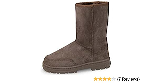7b875d30bbf Amazon.com | UGG Australia Women's Ultra Short Boots, Chocolate, US ...