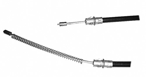 ACDelco 18P658 Professional Rear Parking Brake Cable Assembly