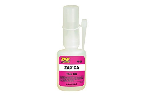 zap thin ca glue - 4