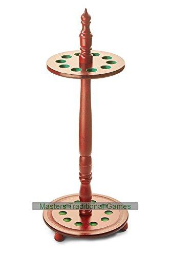 Circular Cue Stand - Freestanding by Peradon