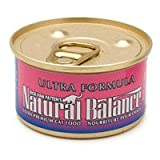 Natural Balance Canned Cat Food, Ultra Formula, 24 x 3 Ounce Pack, My Pet Supplies