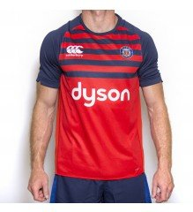 fan products of Bath Rugby Training Pro Shirt - Red